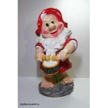 Гном-барабанщик