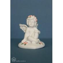 Ангелочек сидит на сердце