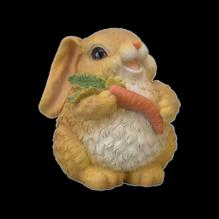 Кролик с морковкой большой
