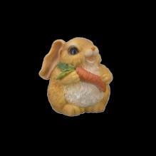 Кролик с морковкой малый