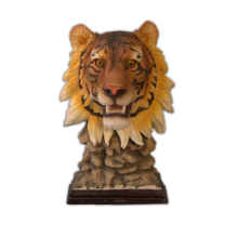 Тигр (есть окраска белая и под бронзу)