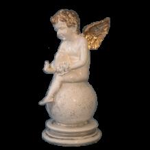 Ангел на шаре малый