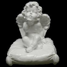 Ангел на подушке