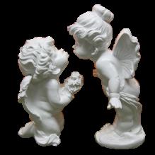 Два ангела Искренность  2шт в комп