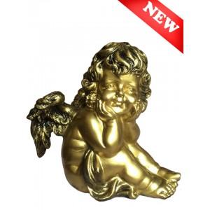 Ангел задумчивый (бронза)