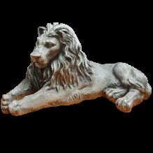 Лев тонированный правый